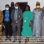 Smoke Free Nollywood: NTCA visits APCON Management